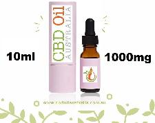 CBD Oil - Full Spectrum - 10ml Bottle (1000mg)