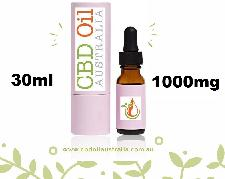 CBD Oil - Full Spectrum - 30ml Bottle (1000mg)