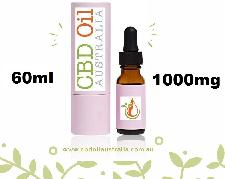 CBD Oil - Full Spectrum - 60ml Bottle (1000mg)